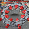 roundish pile breaker for cutting concrete pillar