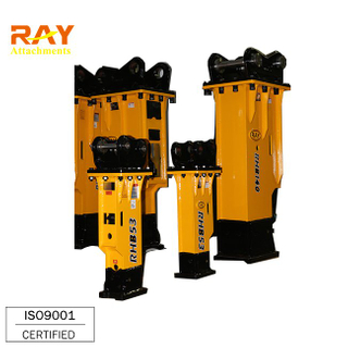 Excavator mounted vibro hammer,hydraulic breaker parts,hydraulic breaker piping kits