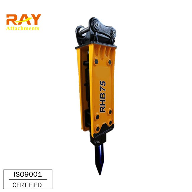 concrete breaker with good chisel attachments