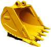 Excavator Bucket SE450 / SE450LC-2 Large volume bucket with high quality bucket teeth
