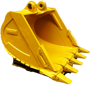 Rock Digging Heavy Duty Skeleton Excavator Ditching Bucket