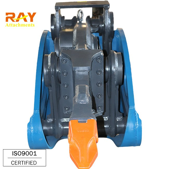 Hydraulic excavator ripper bucket teeth vibro ripper for mountain exploitation