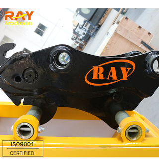 25-30 ton Excavator Attachments Hydraulic Quick Hitch Coupler