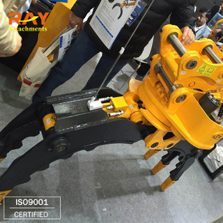RHG17 model grab Stone grapple