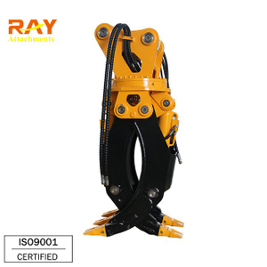 RHG10 model Wood grapple For 25-33 T Excavator