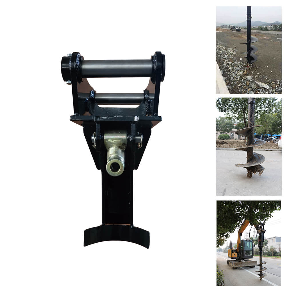 REA5000 model hydraulic motor Earth Auger drilling