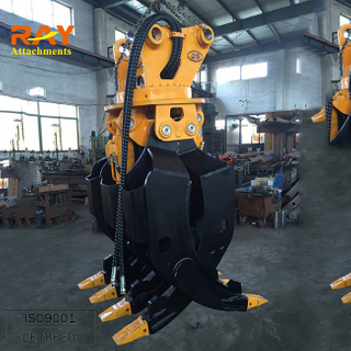 RHG08 model grab Wood grapple