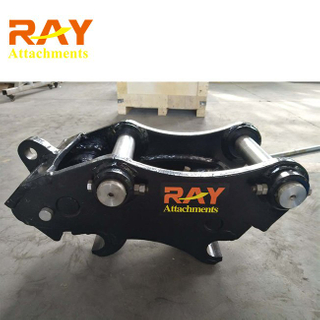 Hydraulic Quick Coupler for Backhoe
