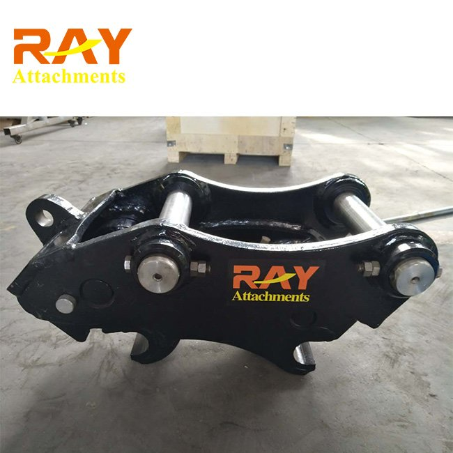 Hydraulic Quick Coupler for Backhoe 6-10 Ton