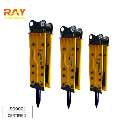 Top Type Hydraulic Breaker For 30~86 T Excavator