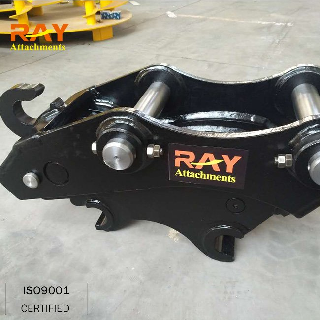 High Grade Quick Hitch for 7-8T Excavator Attachments for Tractor