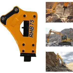 RHB68 hydraulic excavator rock breaker for SK40/ PC50 - Buy