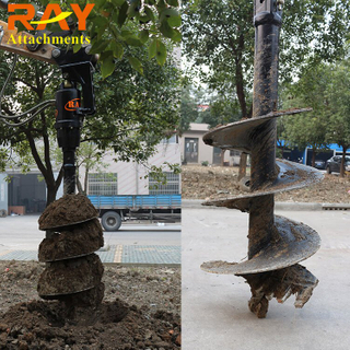 REA4500 Earth Auger for Excavator