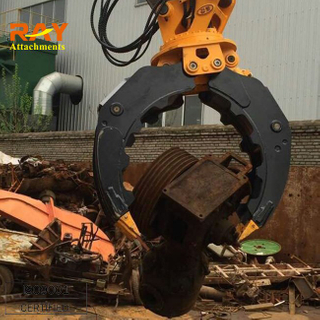 RHG04 model grab Stone grapple