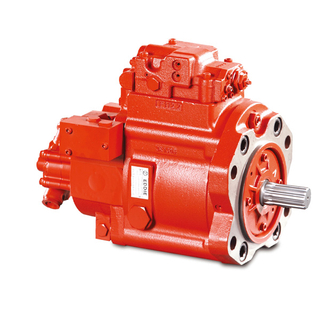 F3V112S-With-Flange Hydraulic Pump