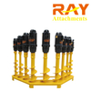 REA20000 Motor Earth Auger for Excavator