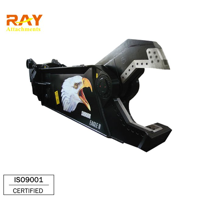 hydraulic shear machine shear for excavator