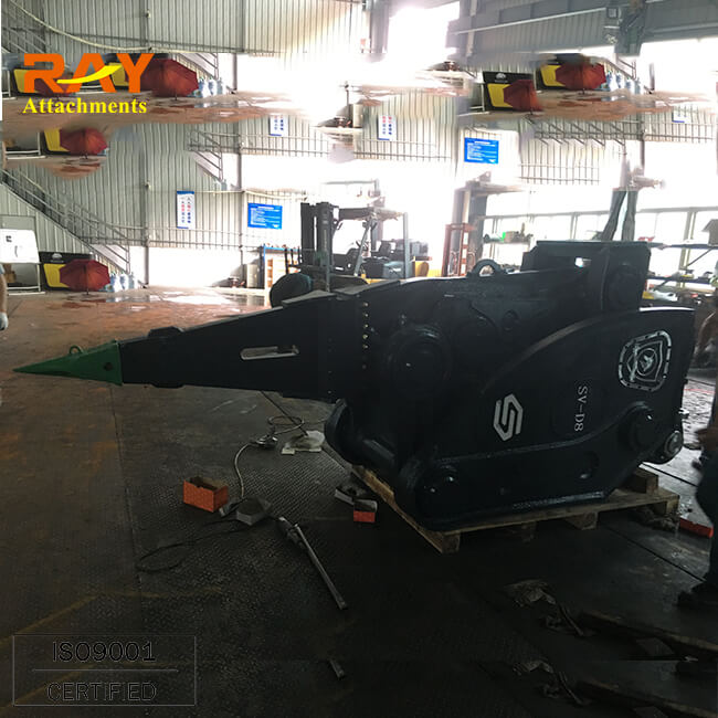 46T Machinery Parts Excavator Vibro Ripper