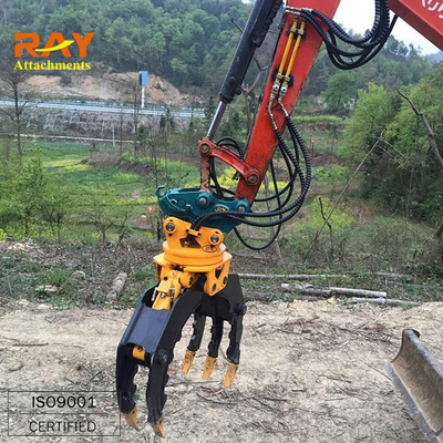 RHG06 Stone grapple For 9-16T Excavator