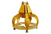 Steel Scarp Grapple For 5~45 T Excavator