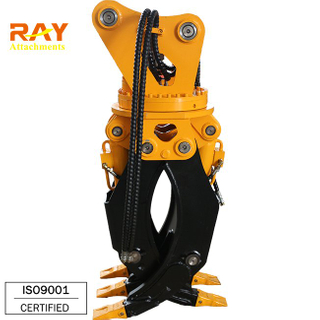 RHG02 model hydraulic Wood grapple