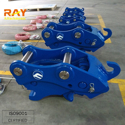 Female Male Cat Hydraulic Quick Hitch Auto Lock Excavator Coupler