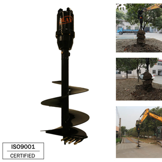 REA7000 model hydraulic motor Earth Auger drilling