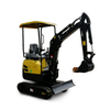 All Type 0.6T-2.2T Mini Digger For Sale